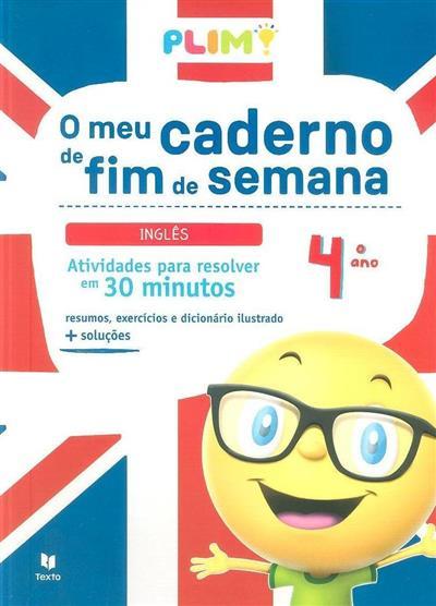 O meu caderno de fim de semana (Joana Silva, Vasco Costa)