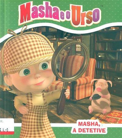 Masha, a detetive (Natacha Godeau)