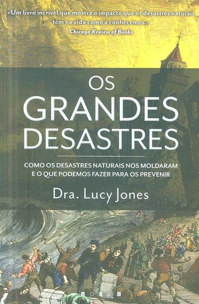 Os grandes desastres (Lucy Jones)