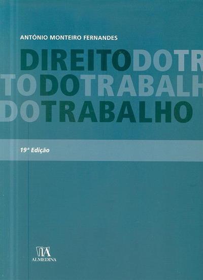 Direito do trabalho (António Monteiro Fernandes)