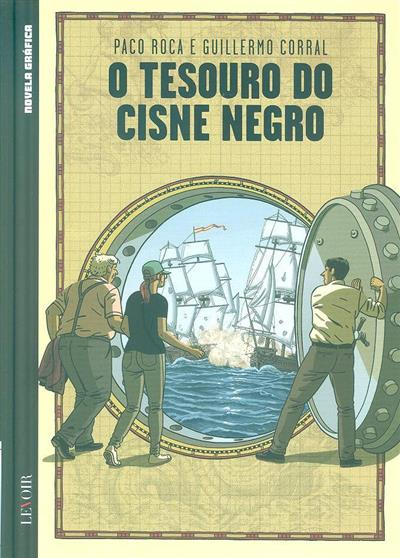O tesouro do cisne negro