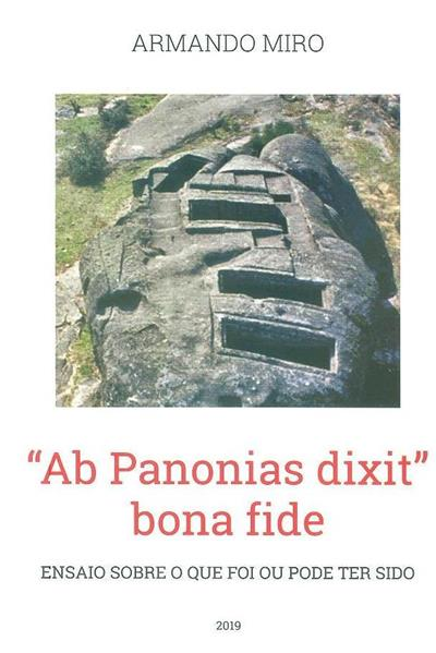 """Ab panomias dixit"" bona fide (Armando Miro)"