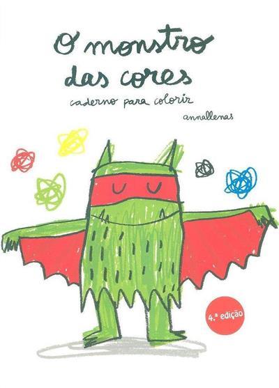 O monstro das cores (texto e il. Anna Llenas)