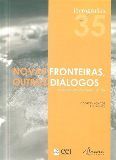 Novas fronteiras, outros diálogos (XVIII Curso de Verão)