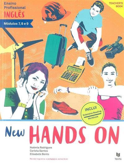 New hands on (Noémia Rodrigues, Carlota Santos, Elisabete Bento)