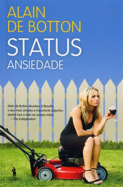 Status ansiedade (Alain Botton)