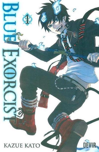 Blue Exorcist (Kazue Kato)