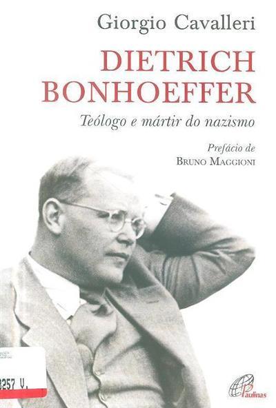 Dietrich Bonheffer (Giorgio Cavalleri)