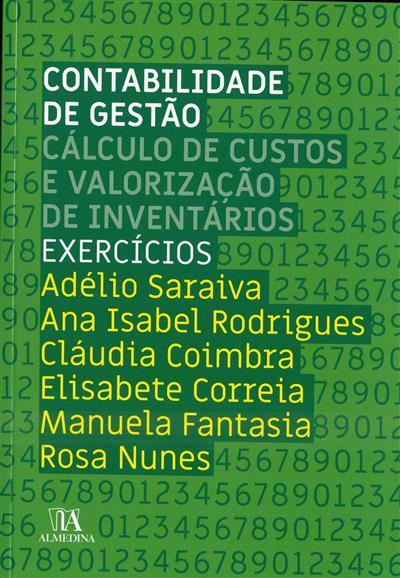 Métodos de custeio e valorização de inventários (Adélio Saraiva... [et al.])