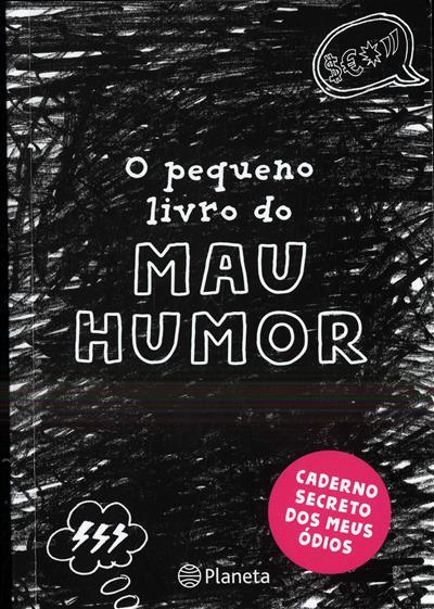 O pequeno livro do mau humor (Lotta Sonninen)