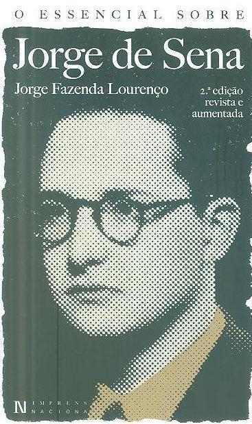 Jorge de Sena (Jorge Fazenda Lourenço)