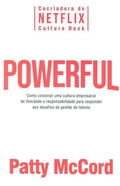Powerful (Patty Mccord)