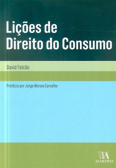 Lições de direito do consumo (David Falcão)