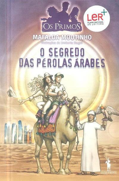 O segredo das pérolas árabes (Mafalda Moutinho)