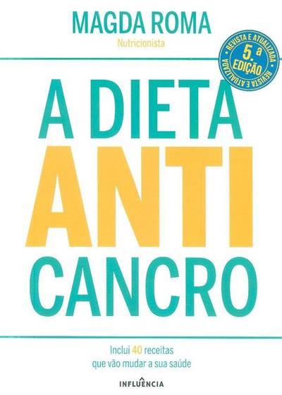 A dieta anticancro (Magda Roma)