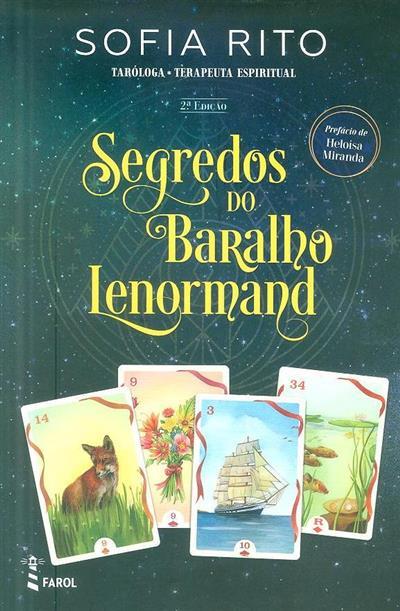 Segredos do baralho Lenormand (Sofia Rito)
