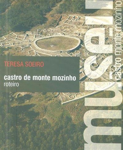 Castro de Monte Mozinho, roteiro (Teresa Soeiro)