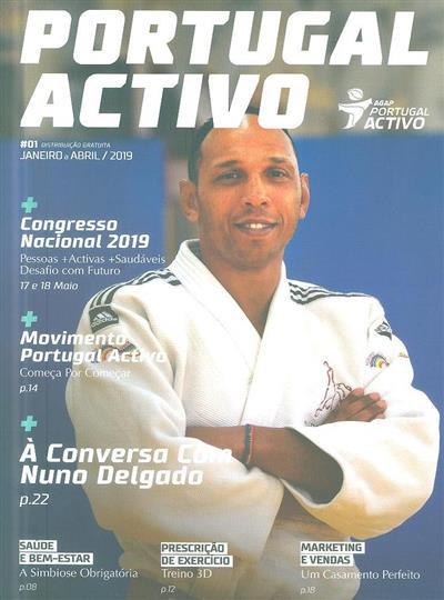 Portugal activo (propr. e ed. Associação de Empresas de Ginásios e Academias de Portugal)