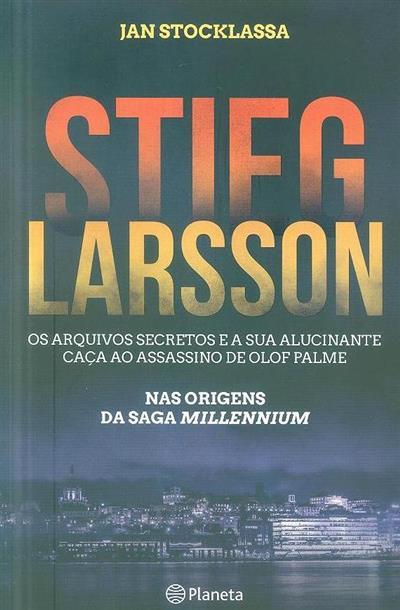 Stieg Larsson (Jan Stocklassa)