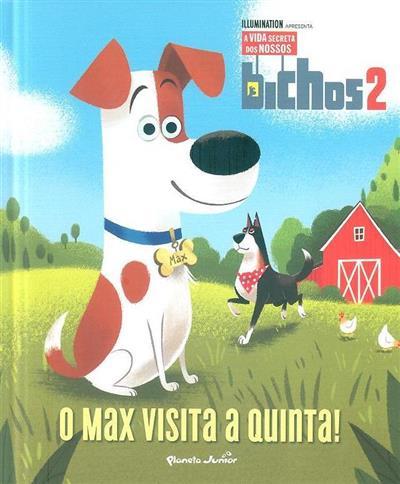 O Max visita a quinta! (adapt. David Lewman)