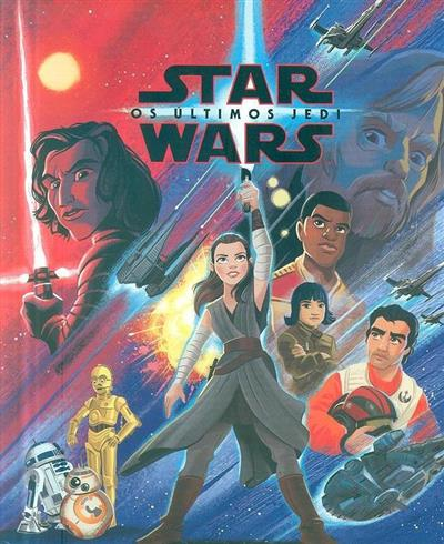 Os últimos Jedi (adapt. Elizabeth Schaefer)