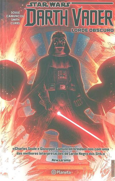 Darth Vader lorde obscuro (Charles Soule)