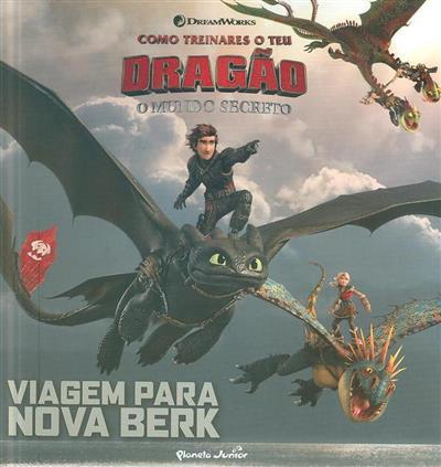 Viagem para Nova Berk (adapt. Delphine Finnegan)