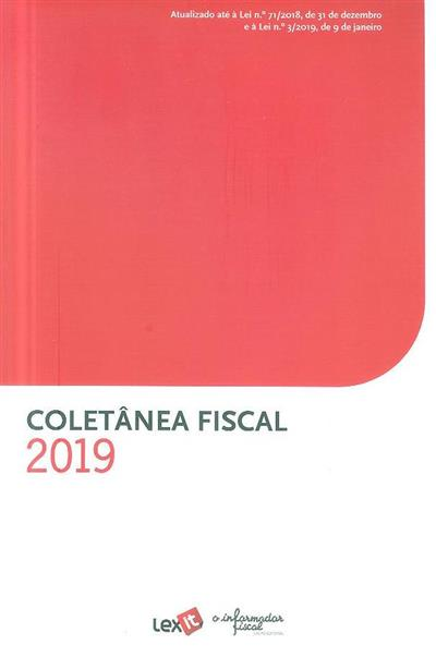 Coletânea fiscal 2019