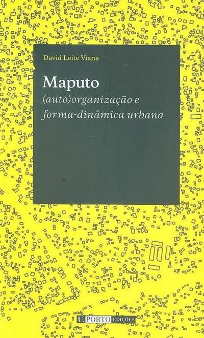 Maputo (auto)organização e forma-dinâmica urbana (David Leite Viana)