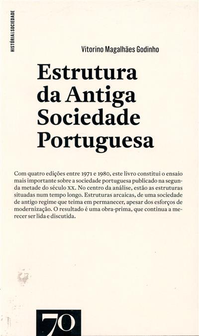 Estrutura da antiga sociedade portuguesa (Vitorino Magalhães Godinho)