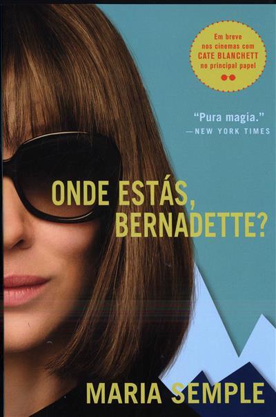 Onde estás, Bernardette? (Maria Semple)