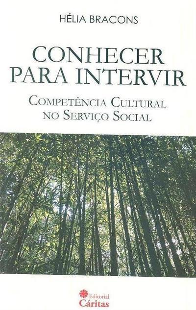 Conhecer para intervir (Hélia Bracons)