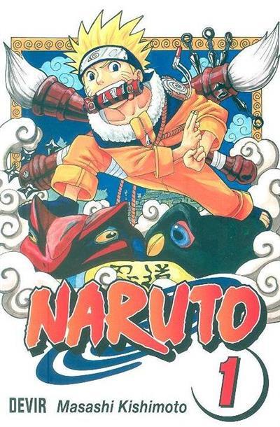 Uzumaki Naruto! (Masashi Kishimoto)