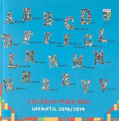 Colégio Mira Rio, infantil 2018-2019