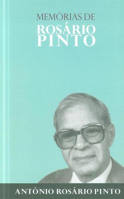 Memórias de Rosário Pinto (António Rosário Pinto)