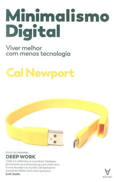 Minimalismo digital (Cal Newport)