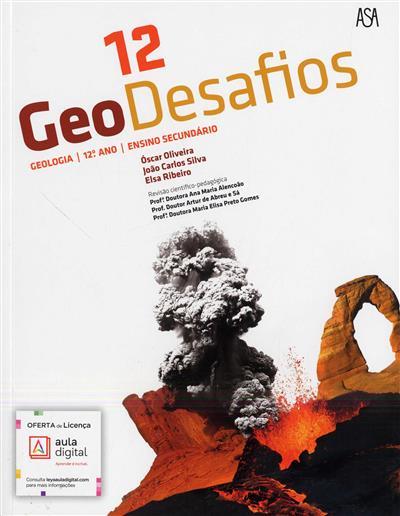 Geodesafios 12 (Óscar Oliveira, João Carlos Silva, Elsa Ribeiro)