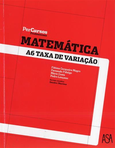 Matemática (Fátima Cerqueira Magro... [et al.])