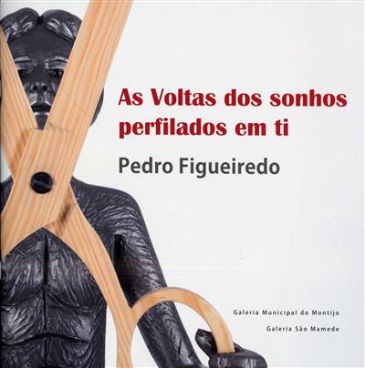 As voltas dos sonhos perfilados em ti - Pedro Figueiredo (Câmara Municipal do Montijo)