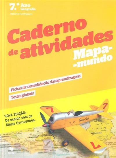 Mapa-mundo (Arinda Rodrigues)