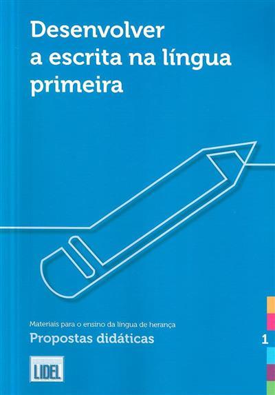 Desenvolver a escrita na língua primeira (Basil Shader)