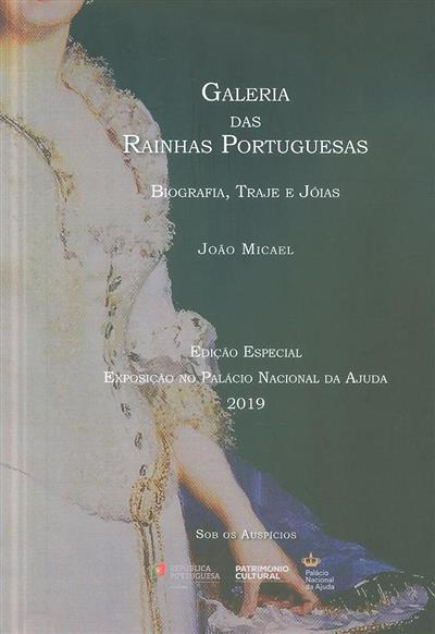 Galeria das rainhas portuguesas (João Micael)