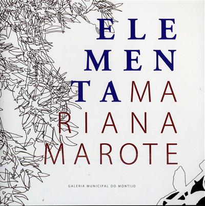 Elementa, Mariana Marote (Câmara Municipal do Montijo)