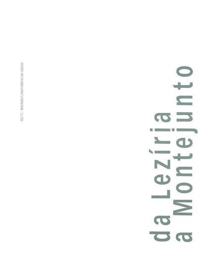 Da Lezíria a Montejunto (ed. Pedro Mendes, Sara Eloy)