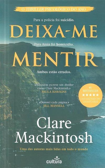 Deixa-me mentir