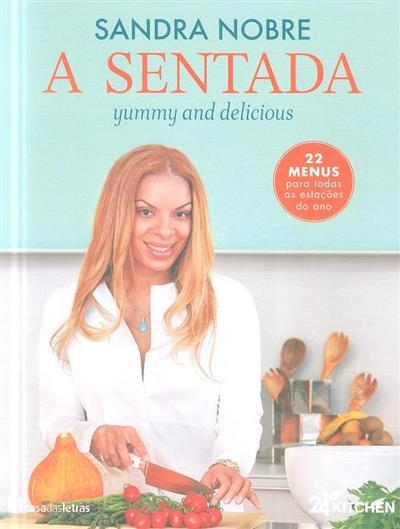 A sentada (Sandra Nobre)