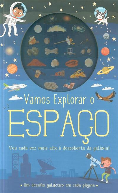 Vamos explorar o espaço (Timothy Knapman)