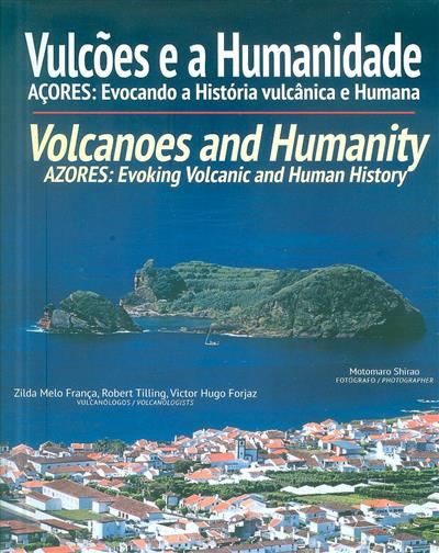 Vulcões e a Humanidade (Zilda Melo França, Robert Tilling, Victor Hugo Forjaz)