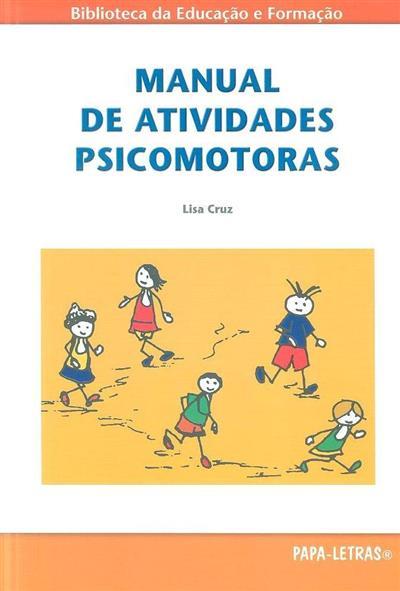 Manual de atividades psicomotoras (Lisa Cruz)