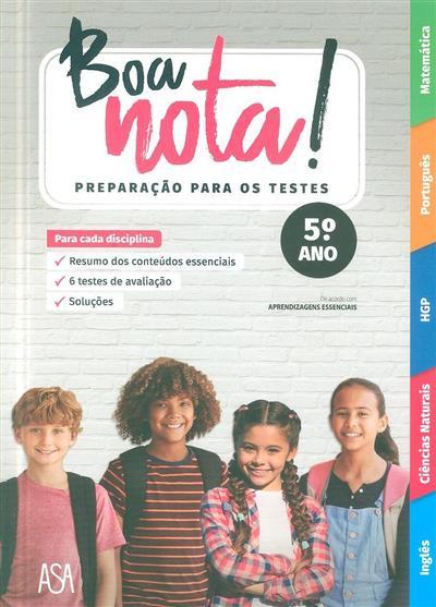 Boa nota! (Susana Pinto... [et al.])